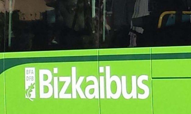 UGT lamenta la muerte de los dos chóferes en el accidente laboral de esta mañana, en Galdakao (Bizkaia)