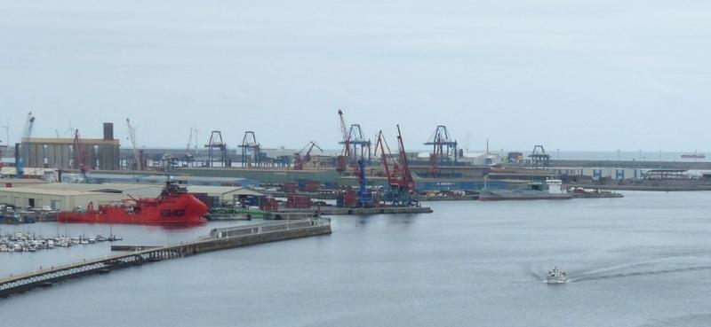 UGT lamenta el accidente laboral mortal en el Puerto de Bilbao y exige una exhaustiva investigación