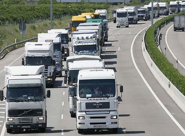 Firmado el convenio de transporte de mercancías por carretera de Bizkaia