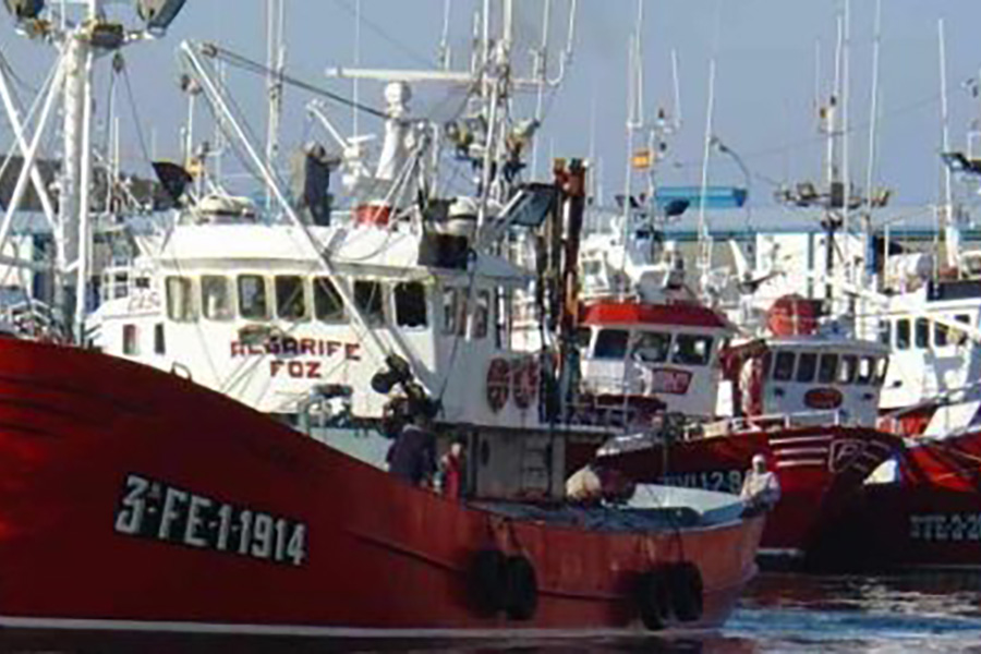 UGT-Euskadi solicita flexibilidad en las medidas para los traslados de los trabajadores del sector pesquero en plena costera de la anchoa